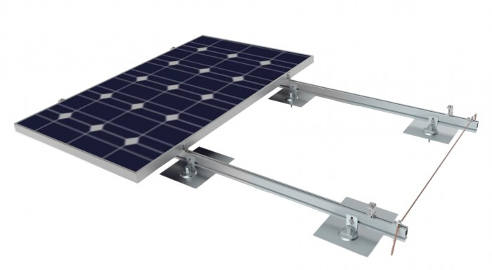 Pitched Roof Solar Mounting System Sunmodo