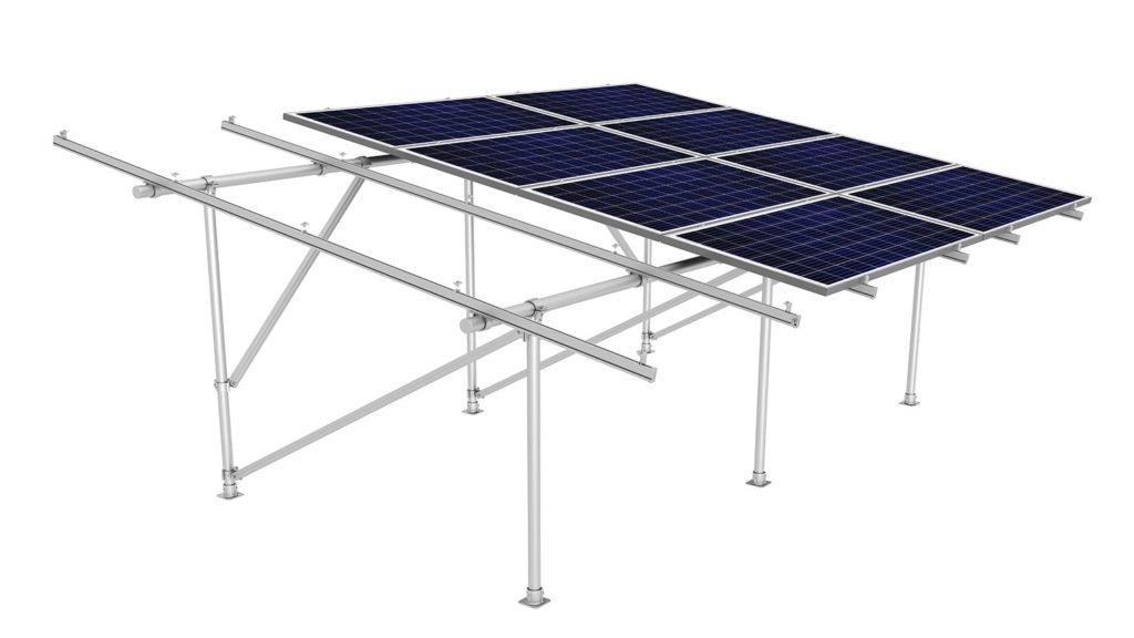Roof Mount Solar Mounting & Racking Systems | SunModo